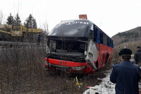 Victims of road accidents with a bus in the Khabarovsk Territory will start making payments