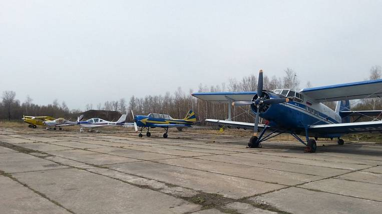The airfield will be closed in the Khabarovsk Territory after the disaster with L-142