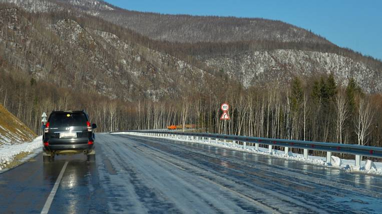 Two federal routes closed for buses in the Khabarovsk Territory