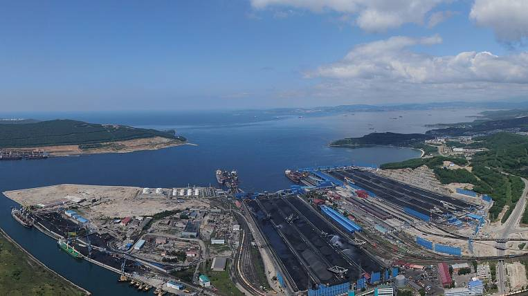 Cargo turnover of Vostochny Port JSC increased by 6% in the first half of the year