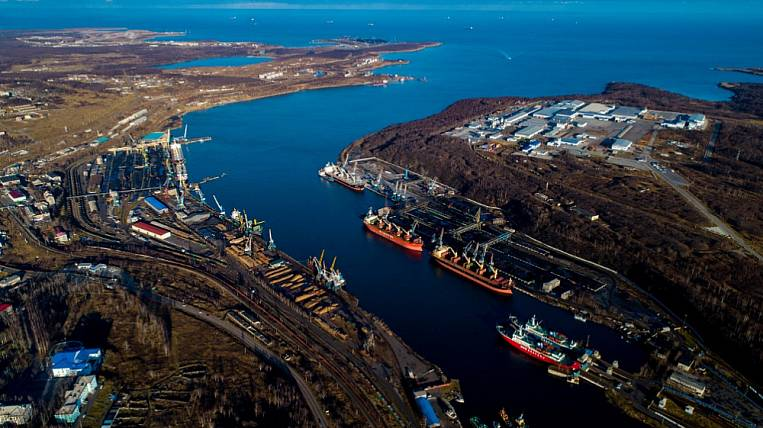 Vanino to build terminal for transshipment of liquefied gases