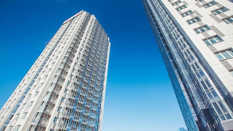 Resident SPV erected residential complex in the suburb of Vladivostok
