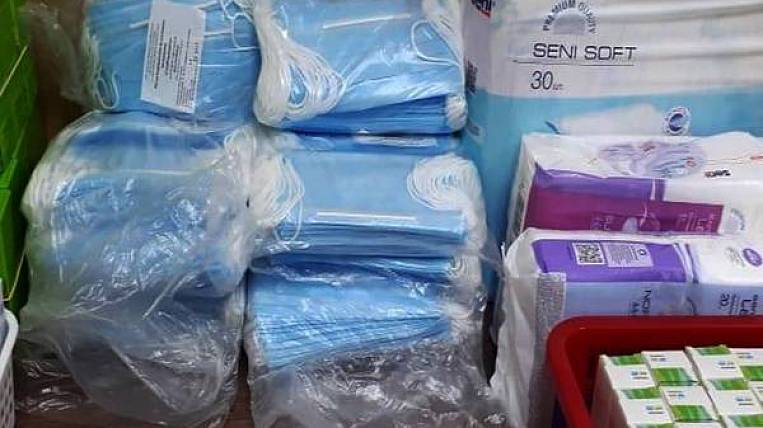 Million medical masks will go to Sakhalin