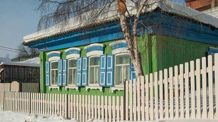 Family in Buryatia was left without housing due to someone else's business