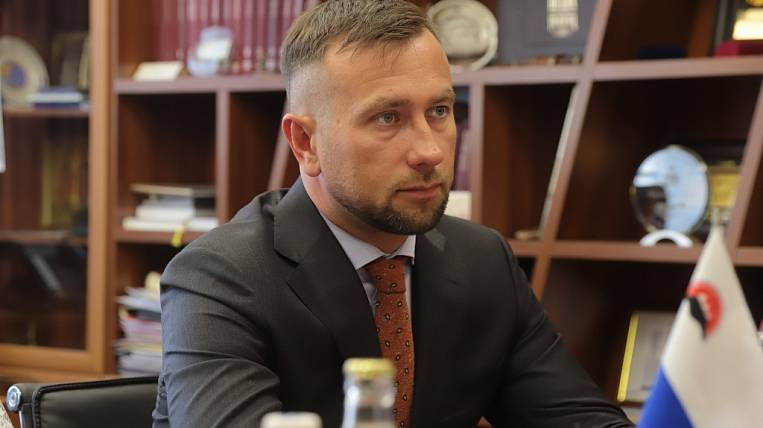The vice-governor of the Kamchatka Territory resigned