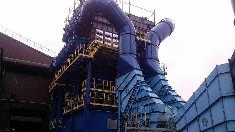 Vostochny Port has invested 450 million rubles in air purification on tippers