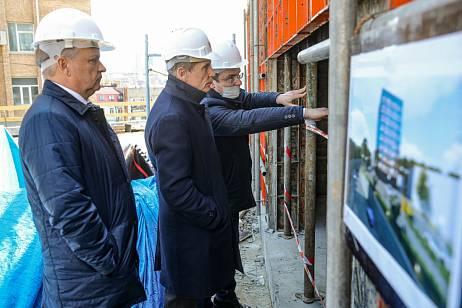 Kozhemyako will report to Trutnev on the ineffectiveness of the head of Vladivostok