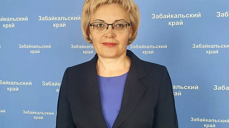 The new head of the Ministry of Education was appointed in Transbaikalia
