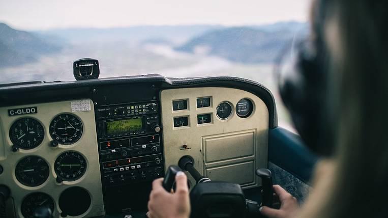 Helicopter made emergency landing in Magadan region