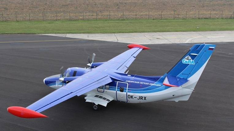 An additional flight to Buryatia is launched in Transbaikalia