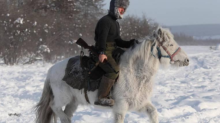 Coronavirus forced to postpone the trip from Magadan to London on horseback