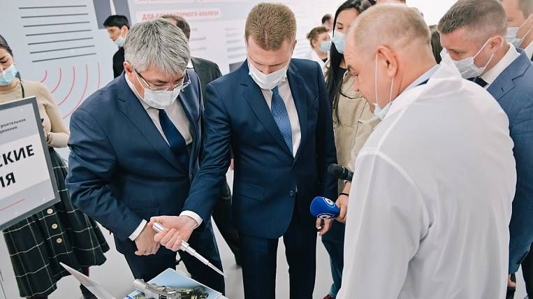 The Ministry for the Development of the Russian Far East will help the Buryatia instrument plant to enter the Indian market