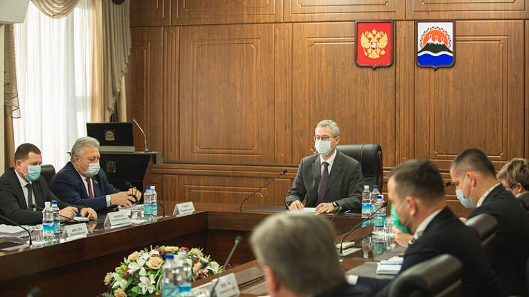 Head of government and deputy chairmen appointed in Kamchatka