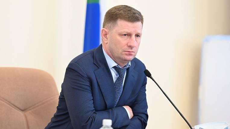 Defense of Sergey Furgal appeals the arrest decision