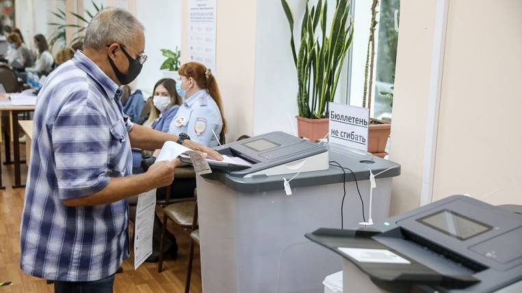 United Russia leads the elections to the State Duma and Legislative Assembly of Primorye