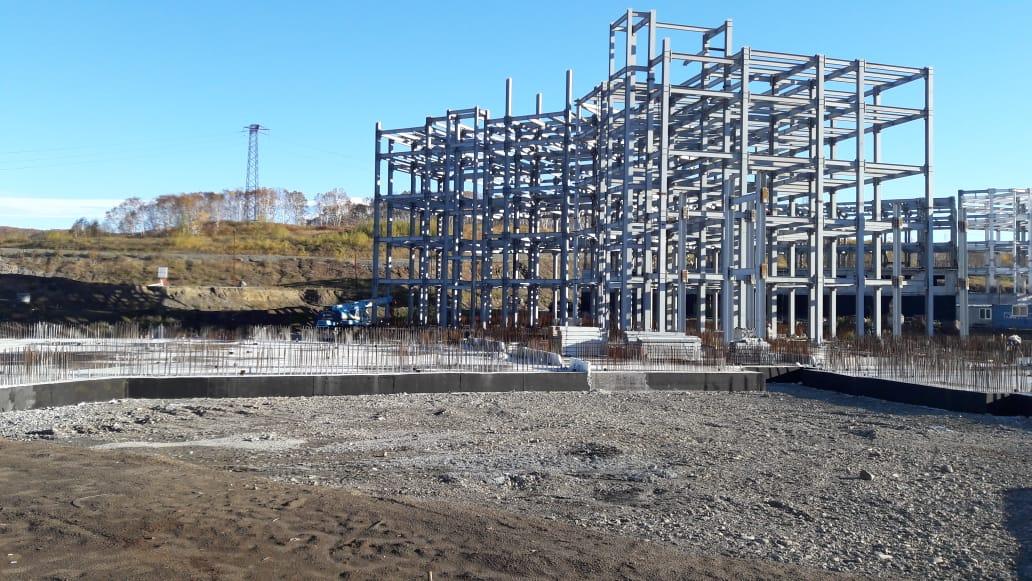 Regional hospital will again begin to build in Kamchatka