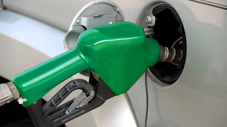 In the Far East, gasoline continues to go up
