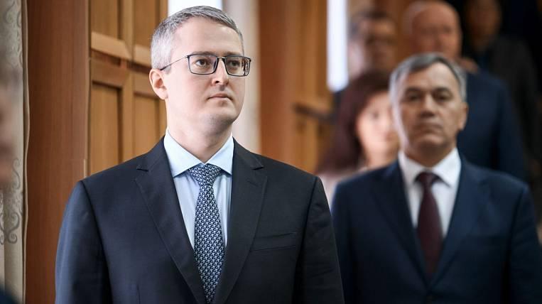 Vladimir Solodov became acting governor of Kamchatka