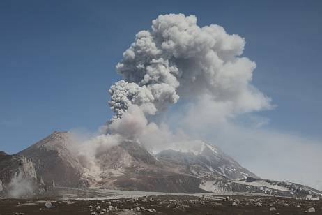 Kamchatka volcano named the most dangerous in Russia