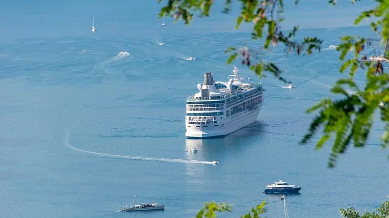 Dutch ship to open cruise season in Primorye