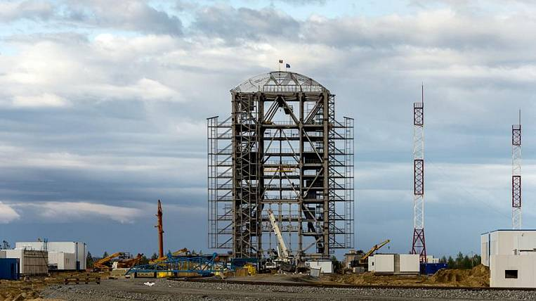 The first launch of the rocket from the Vostochny cosmodrome at the end of December will not take place on 2015.