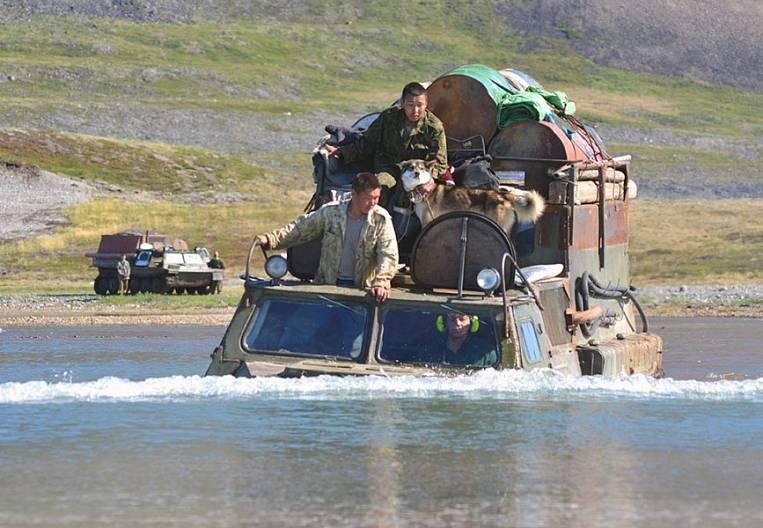Gathering in Chukotka