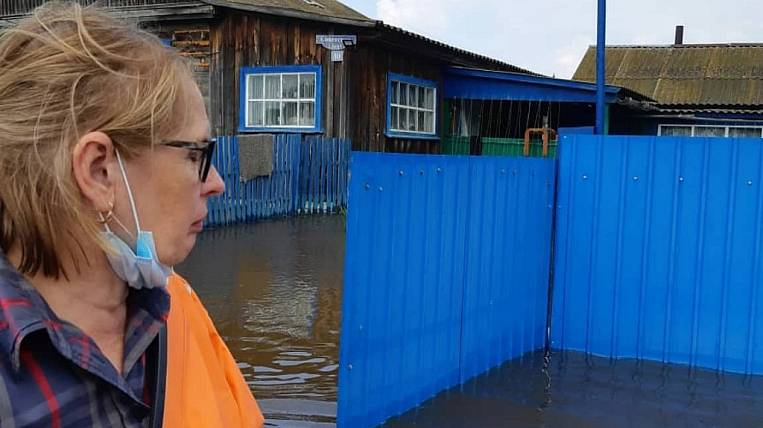 The damage from the flood was estimated at 4 billion rubles in the Amur region