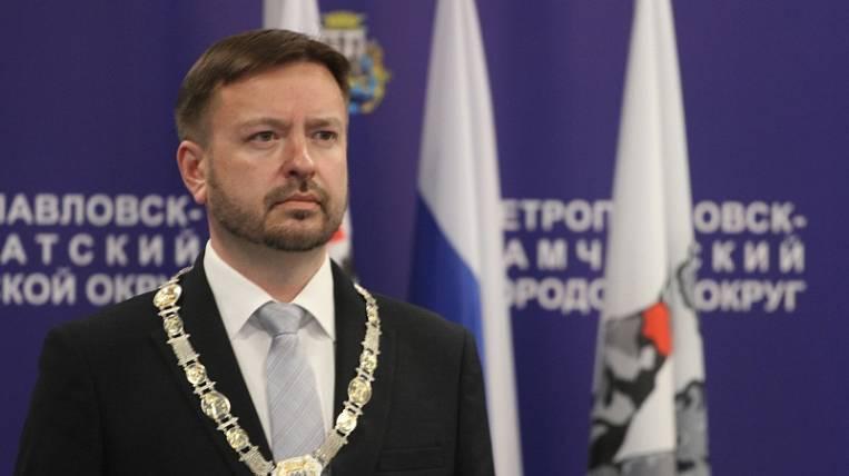 The new head of Petropavlovsk-Kamchatsky took office