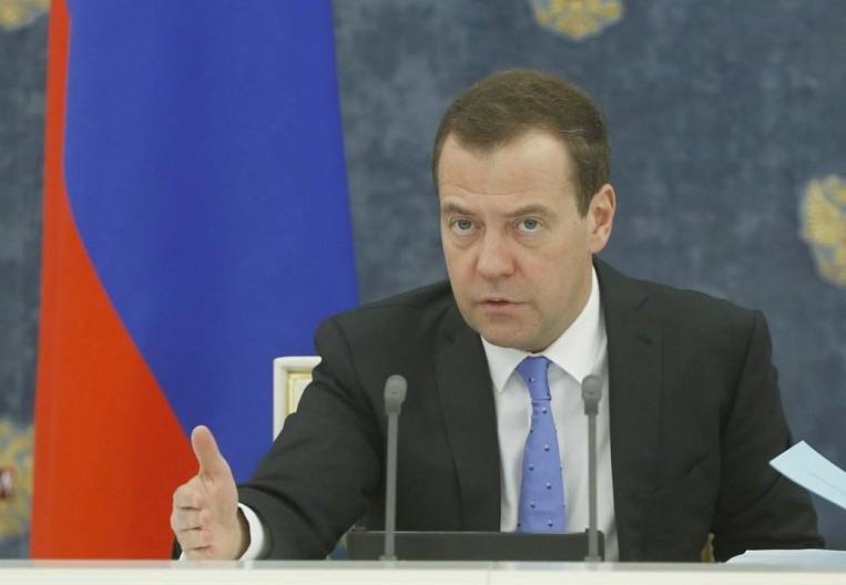 "Dmitry Medvedev: ""We must move on"""