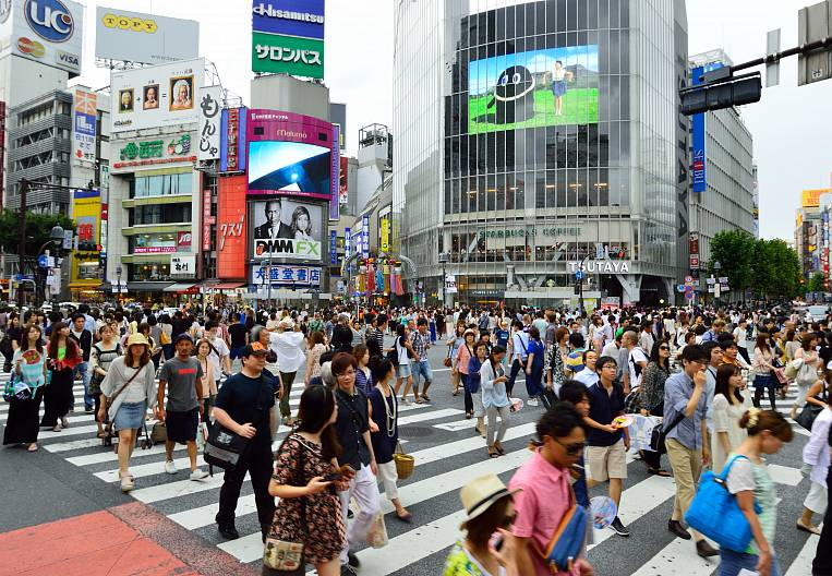 Japan - insurance for Russia from excessive orientation to the West