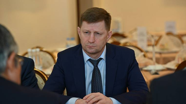 The head of the Khabarovsk Territory will have to coordinate their deputies