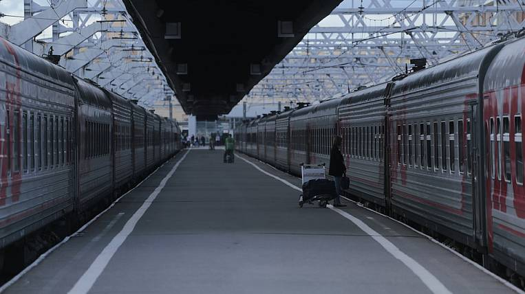 Long-distance trains will be less in the Far Eastern Federal District