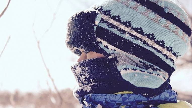 Severe frosts will hit Kamchatka