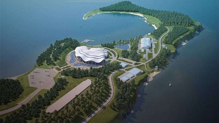 Far Eastern science city appears on the island of Russian