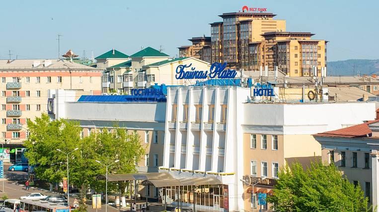 Hotels and hostels will resume work in Buryatia