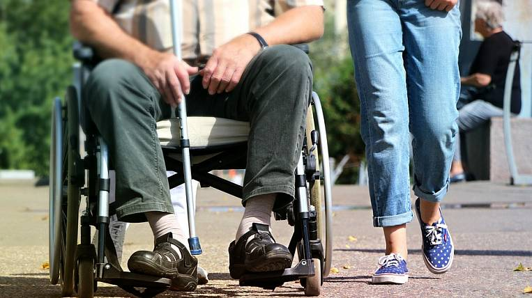 State Duma offered to increase disability care payments