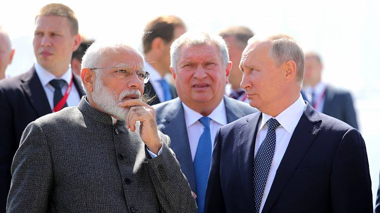 Russia and India will jointly make spare parts for military equipment