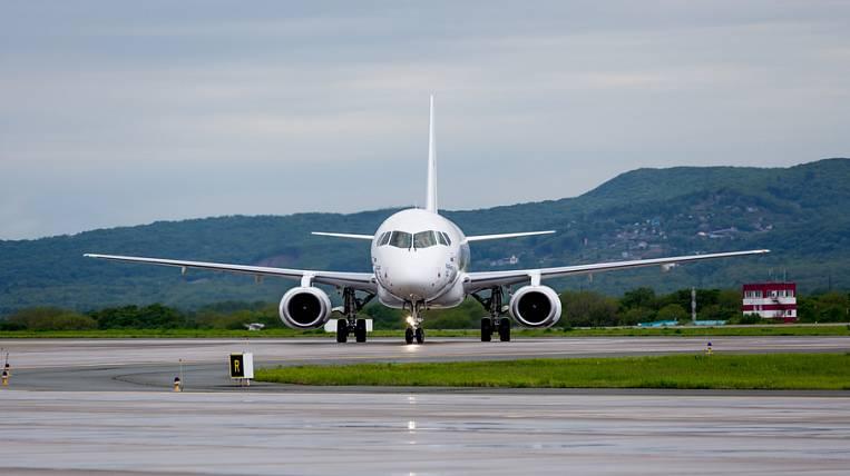 SC named version of the SSJ 100 crash in Sheremetyevo