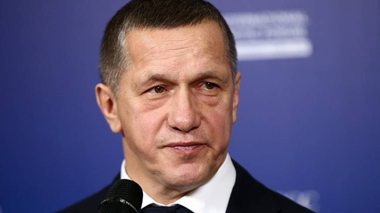Trutnev arrived on a working visit to Buryatia