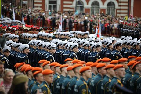 The Victory Parade in Vladivostok was held without equipment failures of the DRSK