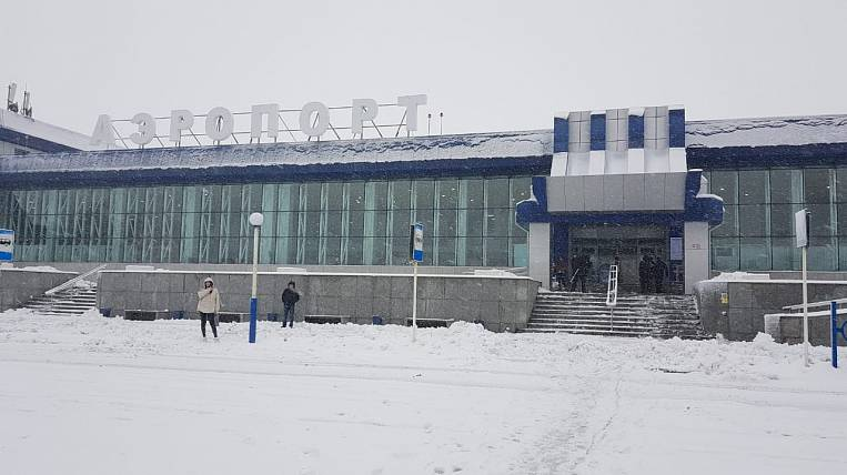 Bad weather delayed flights to Blagoveshchensk