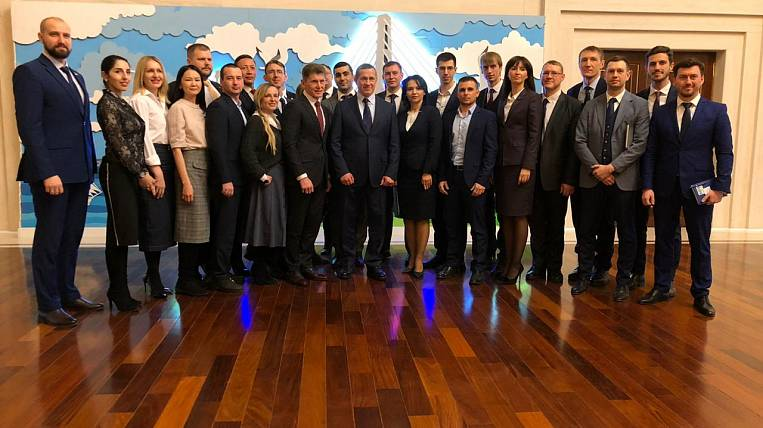 Trutnev discussed the investment potential of the Far Eastern Federal District with participants in the FEFU program
