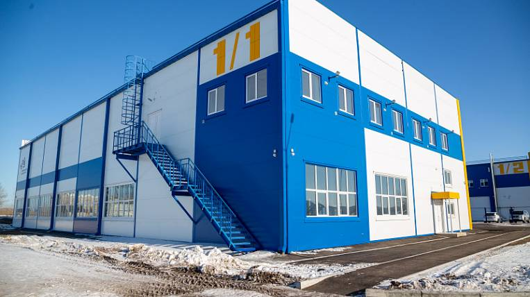 New production buildings will be built for residents of the Komsomolsk TOP