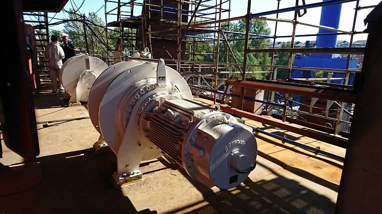 Installation of equipment began on super-trawlers RRPK