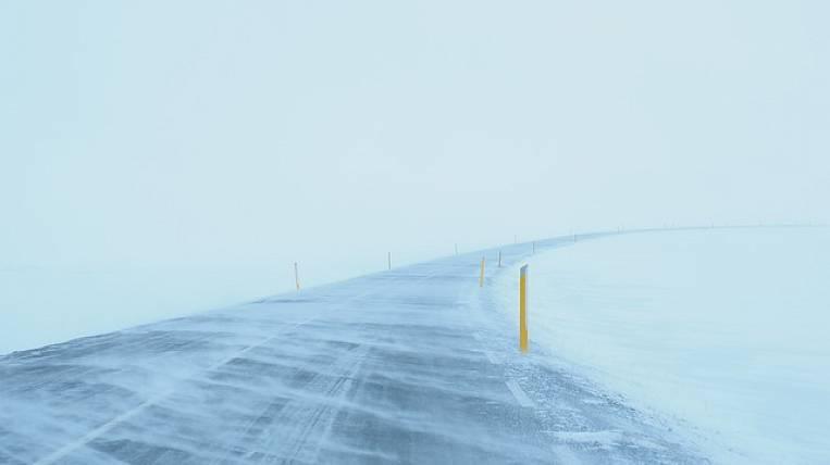 Okha Highway - Nogliki closed on Sakhalin