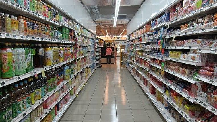 Russians began to spend less on products