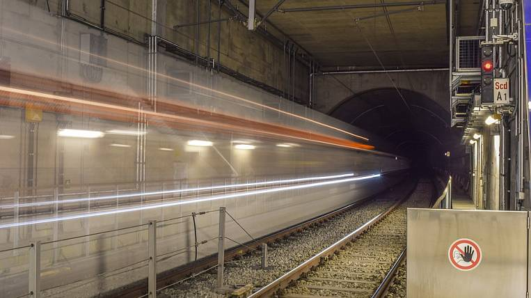 An agreement was signed on the construction of the second Severomuisk tunnel