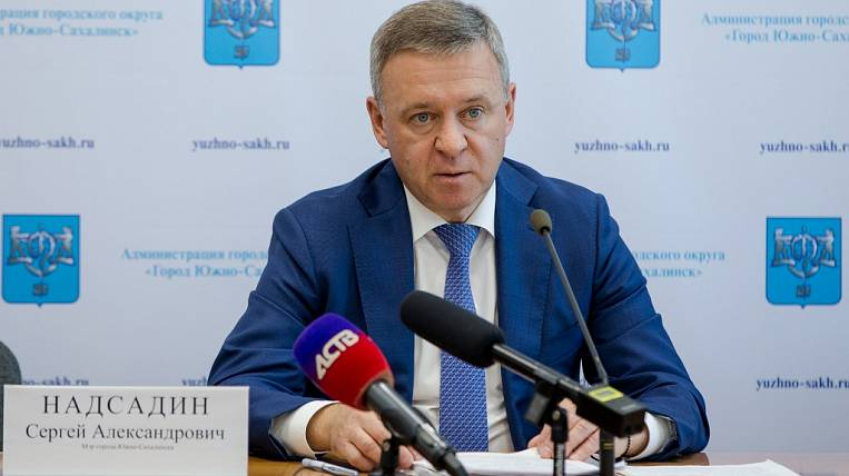 In Yuzhno-Sakhalinsk chose the head of the city