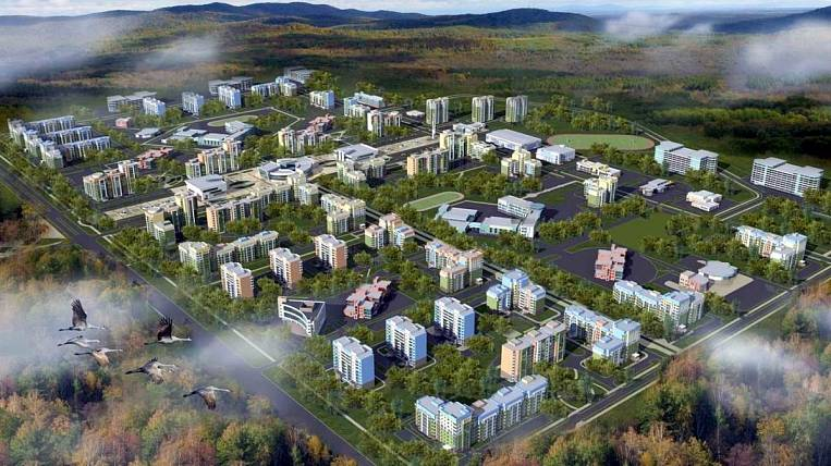 The construction of a kindergarten with a swimming pool will be completed by the end of October in Tsiolkovsky - Spetsstroy