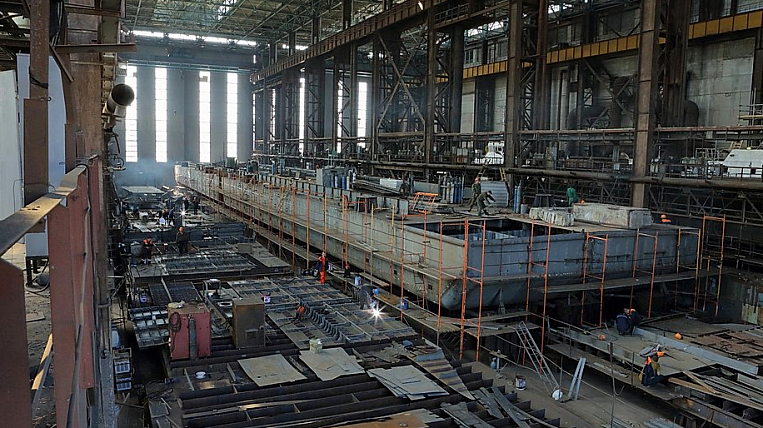 Explosion at shipyard injured workers in Primorye